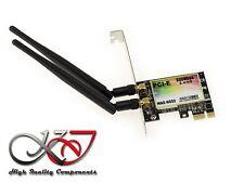 Carte Contrôleur PCIe WIFI - DUAL BAND - 2.4 GHz / 5 GHz - WAE-N600