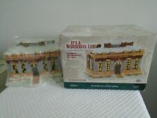 It'S A Wonderful Life~Bedford Falls Post Office~Illm Village~Series V~Nib