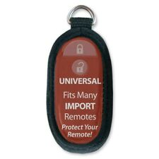 New listing Lucky Line 49001 Remote Skin Universal Black 1 Per Pack