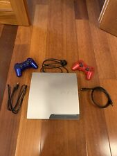 Sony PlayStation 3 (320GB) + 13 Games + 2 Controllers + Charging Cable