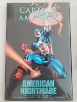 CAPTAIN AMERICA: AMERICAN NIGHTMARE MARVEL PREMIERE EDITION HARDCOVER SEALED!