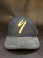 Vintage MILB Yakima Bears Batting Baseball Hat 7 1/8 New Era 5950 Pro
