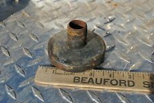 Old Small Round Hit Miss Gas Engine Steel Muffler