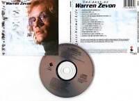 """WARREN ZEVON """"A Quiet Normal Life - The Best Of"""" (CD) 1986"""