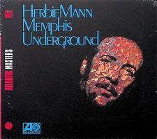 Herbie Mann -Memphis Underground CD (NEW) 1969 Atlantic Jazz (Roy Ayers)