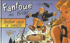 F. Meynet P. Roman Fanfoué des Pnottas N° 4 Fanfoué casse la baratte 1er edition