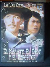 El karate el colty el impostor (1974) Lee Van Cleef Película DVD