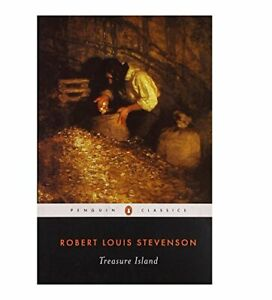 Treasure Island (Penguin Classics) by Stevenson, Robert Louis Paperback Book The