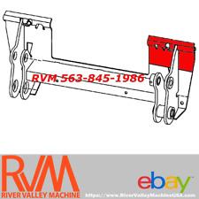 Rvm Rh Repair Panel 7143508 3 Pieces Fits Bobcat Bobtach S185 S205 T180 T190