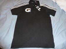 Para Hombre Adidas Clima 365 Polo camisa tamaño pequeño con el logotipo de Gatorade BNWT