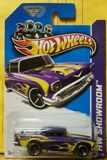 Hot Wheels '57 Chevy Showroom 2012 Release Mib