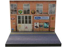 Diorama présentoir Ford UK - 1/76ème (OO scale)  - #OO-2-L-L-001