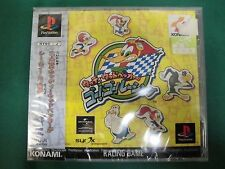 PlayStation -- Woody Woodpecker Go! Go! Racing -- New. JAPAN GAME. Spine Card.