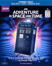 Doctor Who: An Adventure in Space and Time [Dvd + Blu-ray Combo]