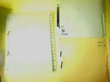 5 Register-Alphabete A - Z, mehrfach gebrauchte LEITZ 1200 auf Recycling Papier