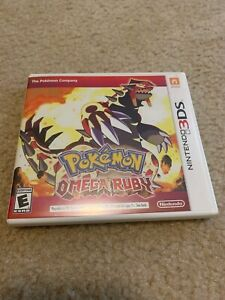 Pokemon Omega Ruby (3DS, 2014)
