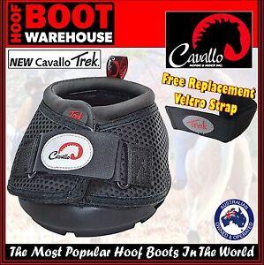Cavallo 'TREK' Hoof Boots (Pair)  - Horse. Equine. Hoof Protection, Comfort. NEW