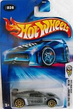Hot wheels 2004 first edition ZAMAC LOTUS SPORT ELISE 36/100