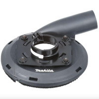 Makita 5 inch Angle Grinder Shroud Dust Collection Extractor Collector Accessory