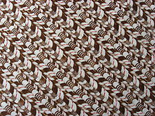 Ginger Delight Candy Cane Christmas Fabric 100% cotton