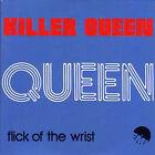 ★☆★ CD Single QUEEN Killer Queen + BELGIUM + 2-track CARD SLEEVE ★☆★