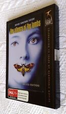 The Silence Of The Lambs (DVD, 2010) R-4, LIKE NEW, FREE POST WITHIN AUSTRALIA