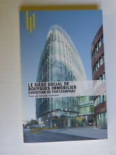 Le siège social de BOUYGUES immobilier   Christian De PORTZAMPARC