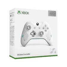 Microsoft Official Xbox One Wireless Controller Sport White Special Edition