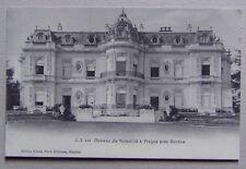 ET997) CPA SUISSE SCHWEIZ SVIZZERA château de Rotschild à Pregny