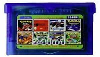 24 in 1 (b) GameBoy advance GBA Multi Cart - Classic 90s games