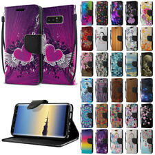 """For Samsung Galaxy Note 8 N950 6.3"""" Flip PU Leather Card Slot Wallet Case Cover"""