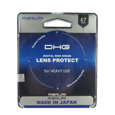 Marumi DHG Lens Protect Filter 67mm  -  Digital High Grade for Heavy Use Camera