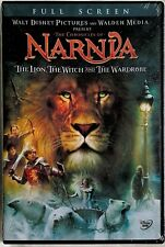 The Chronicles of Narnia New Dvd The Lion The Witch And The Wardrobe Disney