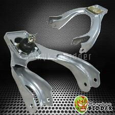 For Honda Civic 1992-1995 EG Front Upper Adjustable Camber Suspension Kit Silver
