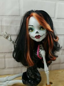 "MONSTER HIGH Skelita Calaveras Gore-Geous Doll Figure Large 28"" Freaky Friend"
