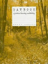 Daybook of Critical Reading and Writing (Grade 8)
