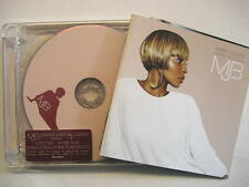 """Mary J. Blige """"Growing improvvisate"""" - CD-LIMITED EDITION inclusa DVD"""