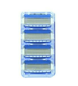 4 Pack of Razor 5-Blade Cartridge Refills made for Gillette Fusion Handle