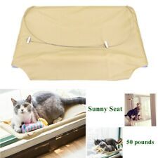 1*Pet Cat Sunshine Rest Bed Window Hanging Hammock Balcony Shelf Sunny Seat Pad