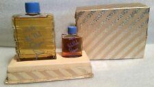vtg.set Mary Kay NITE ' CLUB by Watkins cologne 4 oz.full & perfume 1/2 oz.95%