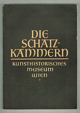 DIE SCHATZKAMMERN / Kunsthistorisches Museum Wien 1956