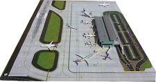 Gemini Jets 2 Piece Airport Matt Set 1/400 New Version 1/200 on Back GJAPS006