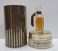 Vintage VALENTINO VALENTINO eau de parfum 7,5ml, very rare.