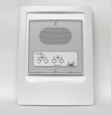 New M&S DMC4RS with Adapter Frame White Intercom Room Station  NEW