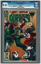 GREEN LANTERN V#3 #45 CGC 9.8 (9/93) DC Lobo white pages
