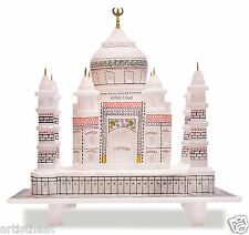 Artist Haat Made Miniature Taj Mahal Replica Home & Office Decoration Love Sign