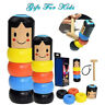 Unbreakable Wooden Man Magic Toy-High Quality Kids Toy