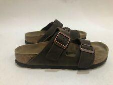 Birkenstock Arizona Shoe Womens Brown EU 36