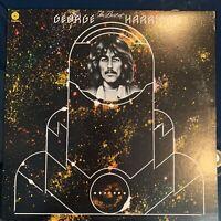 Mega-rare 'the Best of George Harrison' Orange Label EX+/EX+ LP Capitol ST-11578