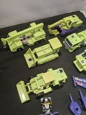 Transformers G1 Devestator Lot